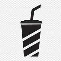 Frisdrank pictogram