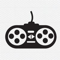 spelbesturing icoon