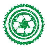 Recycle teken symbool teken