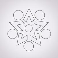 Netwerk pictogram symbool teken