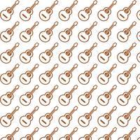 akoestische gitaar patroon achtergrond