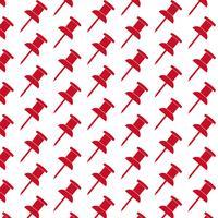 punaise patroon achtergrond vector