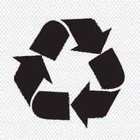 Recycle teken symbool teken
