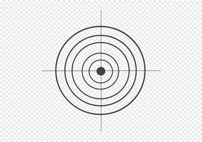 Doelpictogram symbool teken
