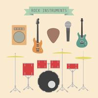 rock muziekinstrument