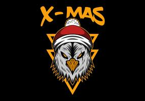xmas vrolijk kerstfeest adelaar