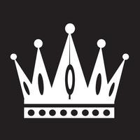 Kroon pictogram symbool teken