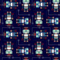 Naadloze patroonachtergrond