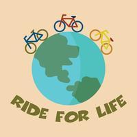 rijden voor het leven
