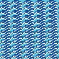 natuurlijke oceaan golven achtergrondontwerp