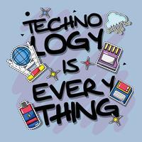 set technologie patches data-informatie