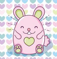 Leuke Hamster Kawaii