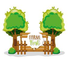 Verse landbouwproducten