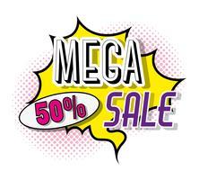Mega verkoop pop art poster