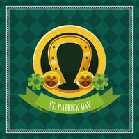 Gelukkige heilige patricks dag