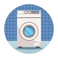 benodigdheden voor schoonmaak en schoonmaakkit vector