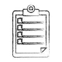 rapport tabel pictogram