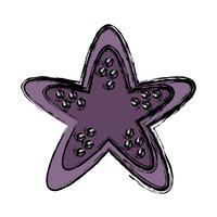 zee ster pictogram vector
