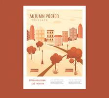 medio herfst festival poster.