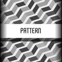 geometrisch naadloos abstract ontwerp als achtergrond