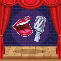 Show en theater