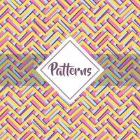 patronen geometrisch modern grafisch ontwerp als achtergrond