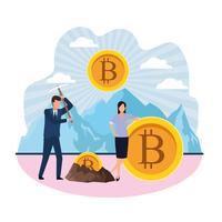 digitale mijnbouw bitcoin