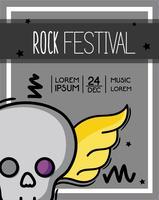 rock festival evenement muziekconcert