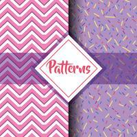 decorontwerp patronen geometrische moderne grafische achtergrond