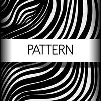 grafisch naadloos patroonontwerp als achtergrond