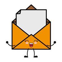 envelop pictogramafbeelding