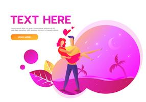 Valentines Card webpagina