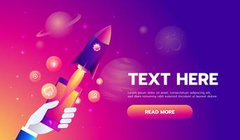 Mobiele raket