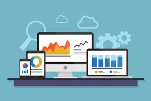 Gegevens bedrijfsanalyse