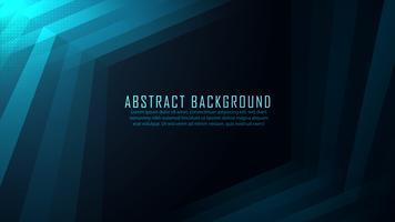 Abstracte futuristische achtergrond