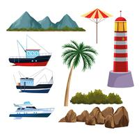 leven in zee items
