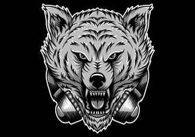boze wolf oren koptelefoon