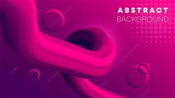 Roze vloeistof verloop kleur achtergrond, vloeistof verloop