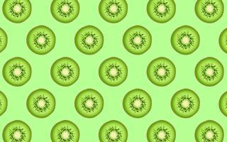 Kiwi Patroon vector
