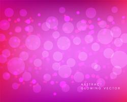 Roze abstracte achtergrond wazig vector
