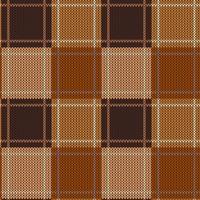 Geometrisch gebreid patroon met herhalende vierkanten
