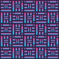 paarse en roze vorm achtergrond