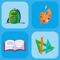 items terug naar school