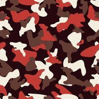 Tan Camouflage naadloos kleurenpatroon