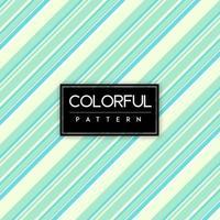 Kleurrijke strepen naadloze patroon achtergrond