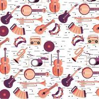 professioneel instrumentenpatroon