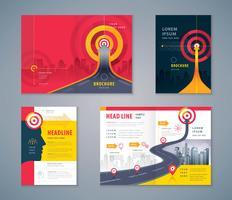 Cover boek ontwerpset