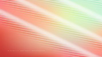 Abstracte lijnen achtergrond