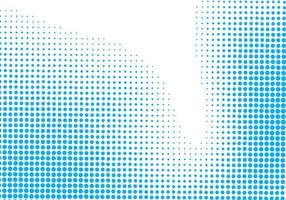 Abstracte minimale blauwe halftone achtergrond