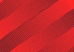 Rode samenvatting gestippelde streepachtergrond